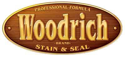 Woodrich Brands Wood Stain