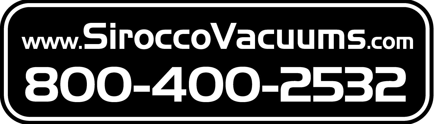 Sirocco Vacuums