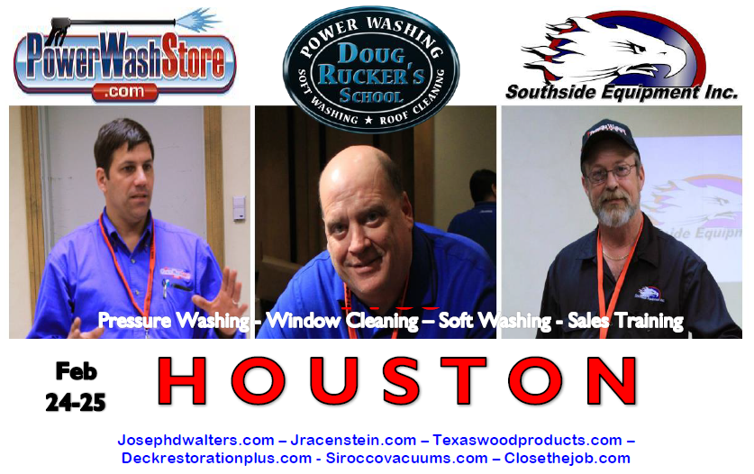 Houston February 2015 Hosts