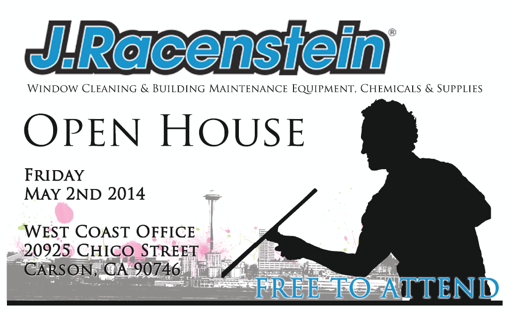 J Racenstein Open House May 2, 2014